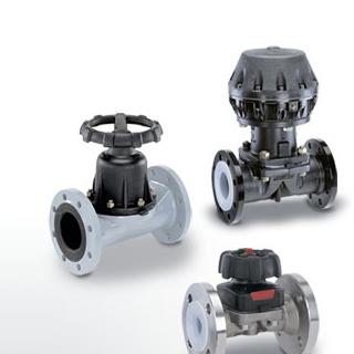 산업용 라이닝 밸브